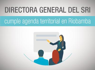 DIRECTORA GENERAL SOCIALIZA PROYECTO DE LEY A REPRESENTANTES DE CÁMARAS DE CHIMBORAZO